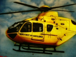 Link - Air Ambulance 2006 (Blackpool Illuminations)