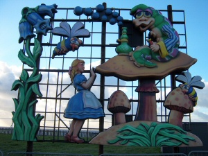 Link - Alice in Wonderland 2006 (Blackpool Illuminations)