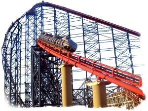 Photo - The Big One at Blackpool Pleasure Beach